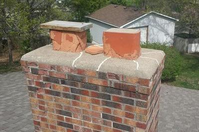 Flue Tile Repair False Flue Tiles