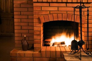 chimney cleaning at Twin Cities Furnace Cleaning