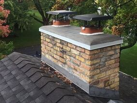 chimney repair at Twin Cities Furnace Cleaning